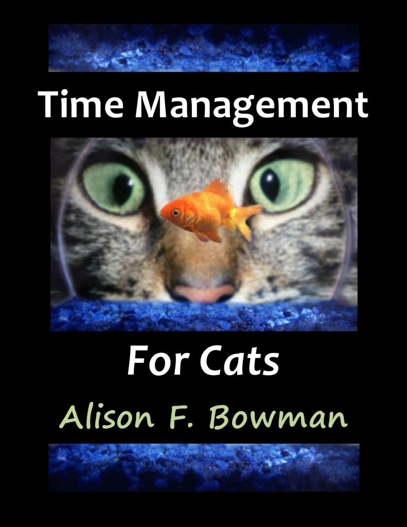 Time Management for Cats book cover